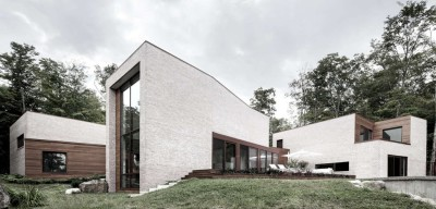 The Elves par Alain Carle Architecte - Morin-Heights, Canada