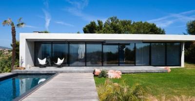 Villa Nalu par Pascal Goujon - Alpes-Maritimes, France