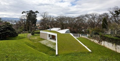 Maison et atelier d'artiste par Miba architects - Gijón, Espagne