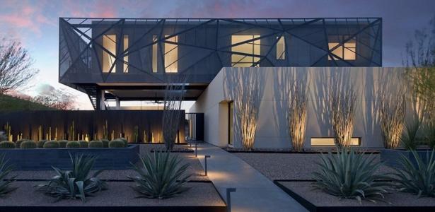 Tresarca house par assemblagestudio las vegas nevada usa construire tendance - Maison las vegas ...