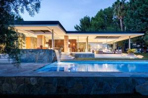 Studio bracket construire tendance - La contemporaine villa k dans les collines de nagano au japon ...