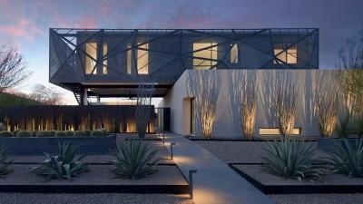 Tresarca House par assemblageSTUDIO - Las Vegas, Nevada, Usa