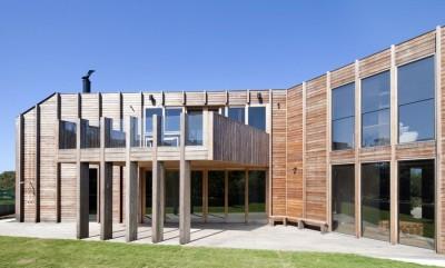 Aireys House par Byrne Architects -  Aireys Inlet, Australie