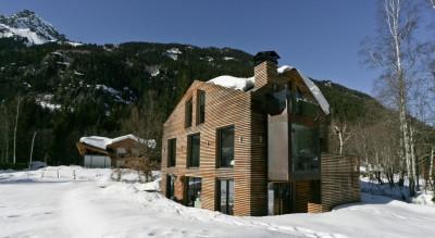 - Chalet Piolet par Chevallier Architectes - Chamonix, France
