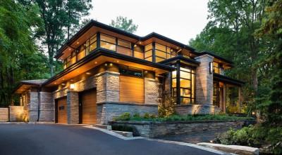 David's house par David Small Design à Toronto, Canada