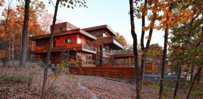 RiverBanks par Foz Design - Saugerties, Usa