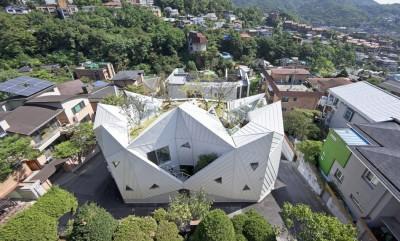 HWA HUN par IROJE KHM Architects - Pyeongchang-dong, Corée du Sud