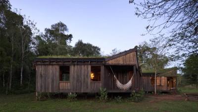 Yerbas del Paraíso Commune par IR arquitectura - Paraíso, Argentine