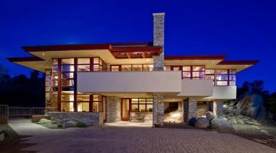 Hinshaw par Michael Rust – Architect LLC - Prescott, Usa