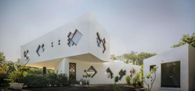 Tomoe Villas par Note Design - ALibag, Inde