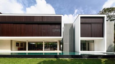 - 59BTP House par ONG&ONG - Singapour
