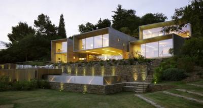 Maison Le Cap par Pascal Grasso - Var, France