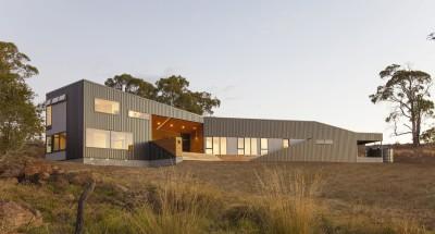 Valley House par Philip M Dingemanse - Launceston, Australie
