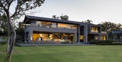 House Blair Atholl par  Nico van der Meulen Architects - Blair Atholl,, Afrique du Sud