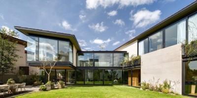 Garden house par VGZ Architecture - Mexico, Mexique
