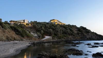Notre Ntam' Lesvos Residences par Z-level à Agios - Fokas, Grèce