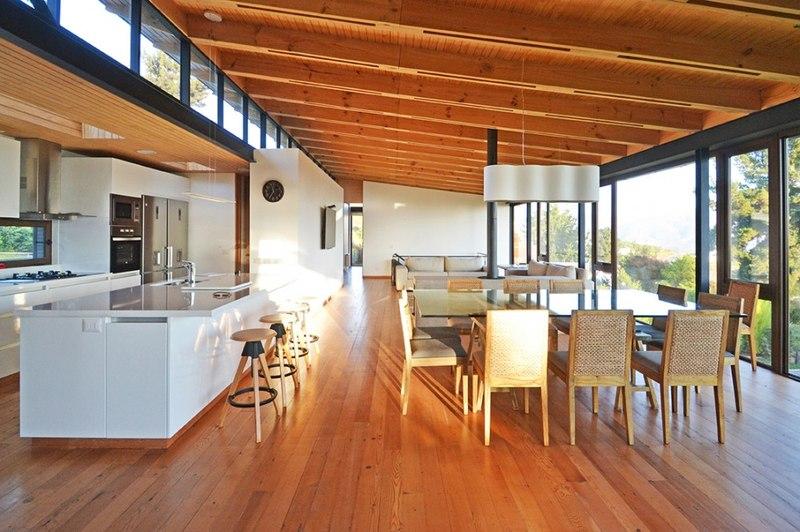 maison bois originale