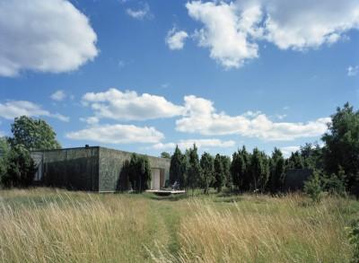 Jardin - juniper-house par Murman Arkitekter - Kattammarsvik, Suède