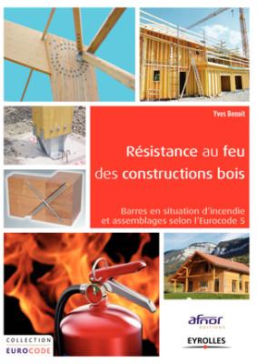 Livre - résistance au feu de la construction bois