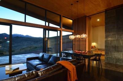salle séjour & salon - johnston-winthrop par Johnston Architects - Washington, USA