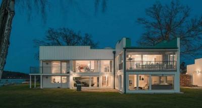 Maison contemporaine scandinave par Boris Culjat - Suède