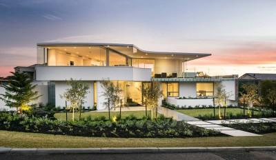 City Beach House  par Banham Architects - Perth, Australie