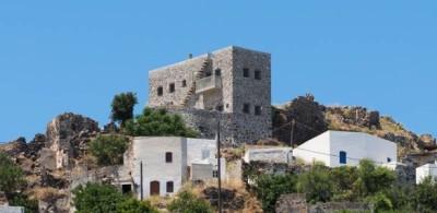 Sterna résidence par Giorgos Tsironis & Greg Haji-Joannides - Nisyros, Grèce