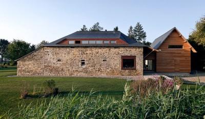 Une-ladaa par JKA Jérémie Koempgen Architecture