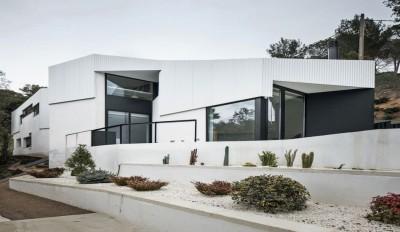 Une-maison exclusive par Mirag Arquitectura i GestiO