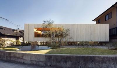 Une-pit-house par UID Architects