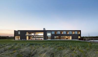 Une-sagaponack par Bates Masi Architects
