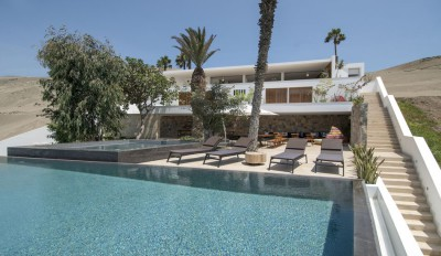 Une-villa contemporaine par Adrián Noboa Arquitecto,