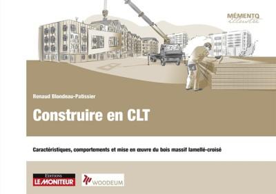 Construire en panneaux CLT