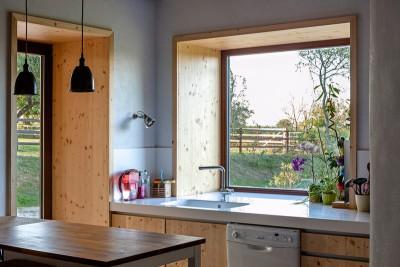 cuisine - ladaa par JKA Jérémie Koempgen Architecture - Craon, France