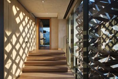 escalier accès balcon étage - saota-le-cap par SAOTA - Cap, Afrique du Sud