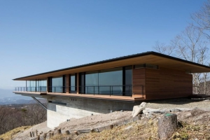 maison bois contemporaine construire tendance part 8. Black Bedroom Furniture Sets. Home Design Ideas