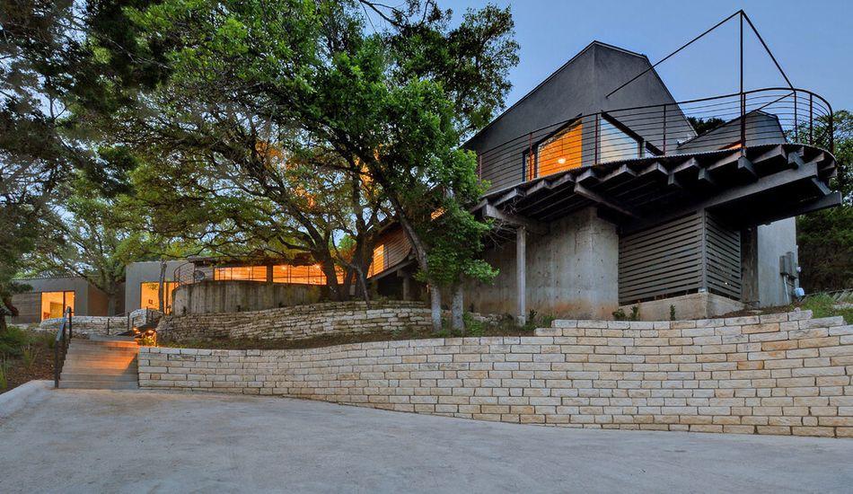 Ancienne hacienda mexicaine rénovée en maison contemporaine ...