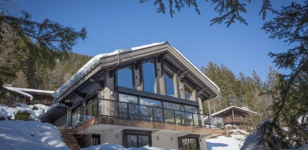 Magnifique Chalet Bois Modernis U00e9 Au Pied Du Mont Blanc En