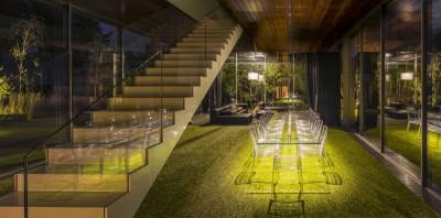 séjour & salon - maison exclusive par KWK Promes - Katowice, Pologne
