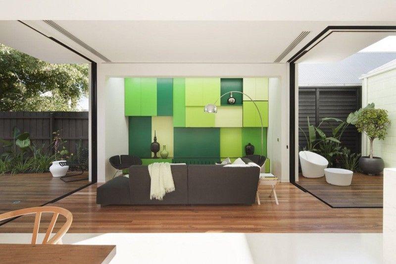 salon - white cube par Matt Gibson Architecture - Melbourne, Australie
