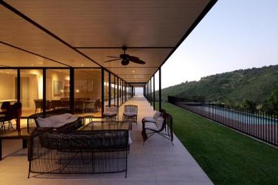 terrasse salon design - house-10-10-10 par Gonzalo Mardones Vivian, Valparaiso, Chili