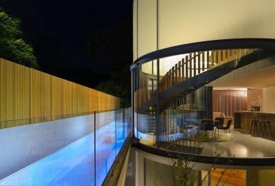 vue cuisine & séjour - maison exclusive par CplusC - Waverley, Australie
