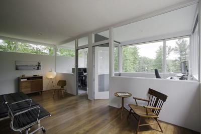 bureau - insitu-studio par In Situ studio - Raleigh, USA