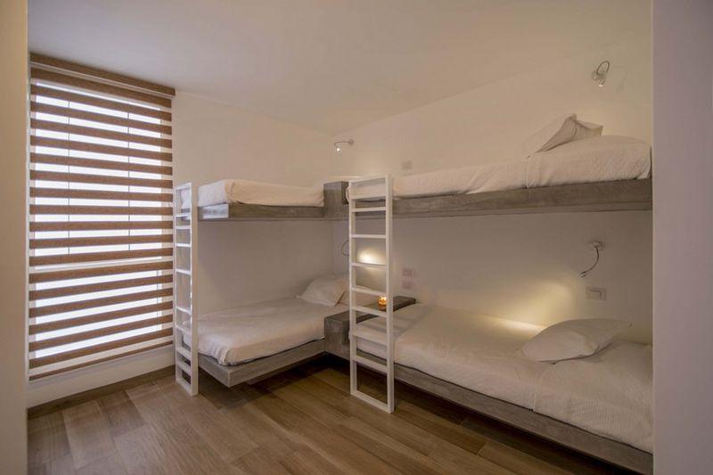chambre - Panda House par DA-LAB Arquitectos - Playa Blanca, Pérou