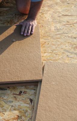 panneaux fibre de bois