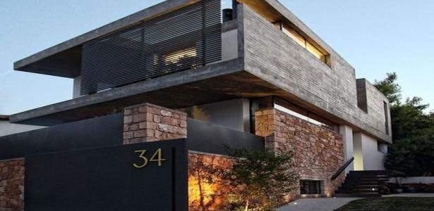 Remarquable maison urbaine en pierres et b ton en gr ce for Maison moderne urbaine
