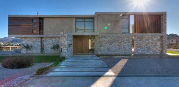 Imposante Maison Contemporaine En Pierres Et B 233 Ton En