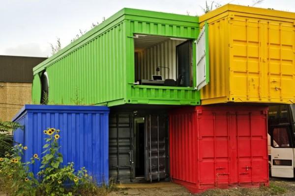 Maison Container Construire Tendance