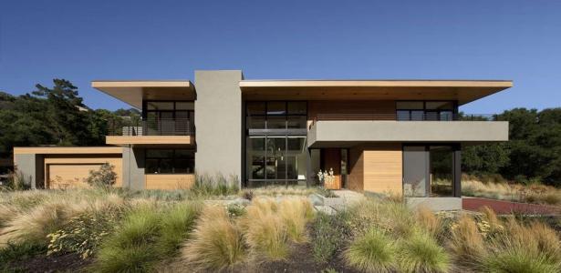 Superbe maison bois et b ton en pleine zone rurale aux usa for Agrandissement maison zone rurale