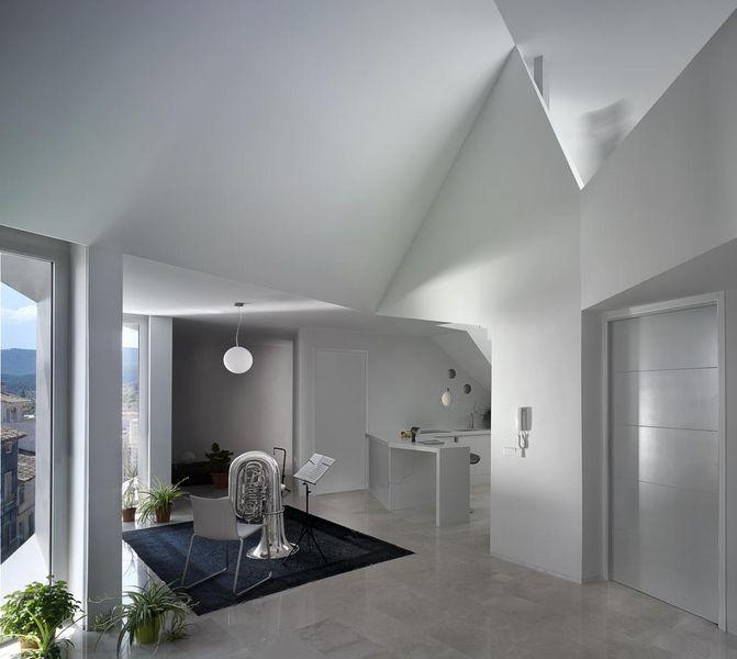 salle de musique - Casa Lude par Group Arena - Cahegin, Espagne